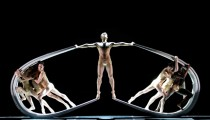 "Momix comes back to Rome with ""Alchemy"""