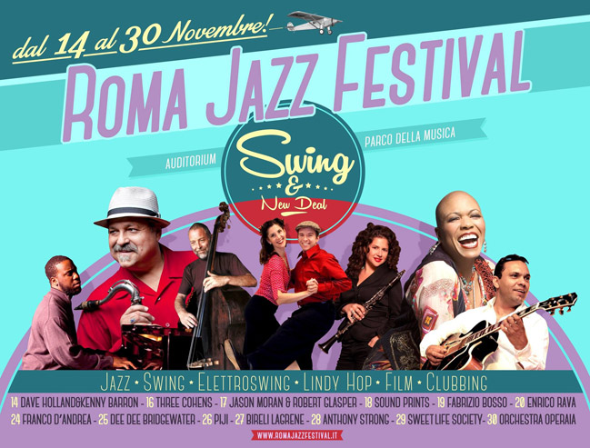 Rome Jazz Festival 2014