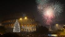Aspettando il 2015 festeggiando e ballando per le strade dell'antica Roma!