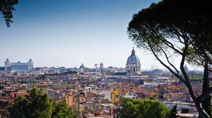 Stunning Terrazza Panoramica Roma Ideas - Design and Ideas ...