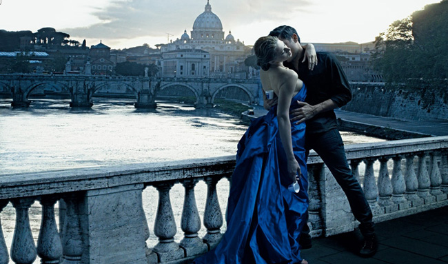 Rome, the perfect city for Valentine's day!