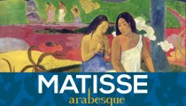 Matisse Arabesque exhibition in Rome from March 5 to June 21, 2015