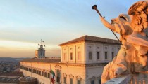 The Quirinale Palace will be open to the public every day