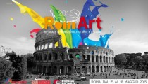 ROMART 2015, from 15 to 18 May