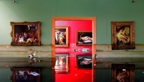 "David La Chapelle, after ""The Deluge"""