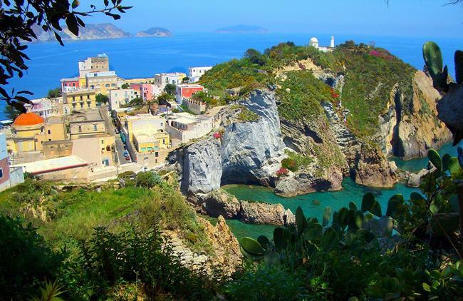 Le isole romane … le isole pontine