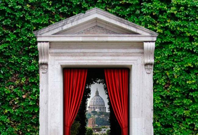 Porte aperte alle ville di Roma sino al 31 Maggio 2015