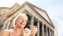Top ice-cream parlors in the center of Rome