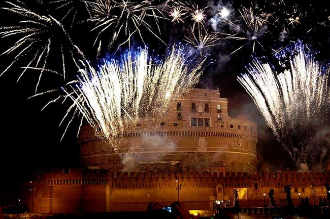 Notti d'estate a Castel Sant'Angelo 2015