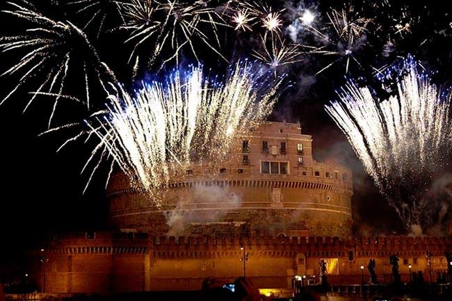 Summer nights at Castel Sant'Angelo 2015