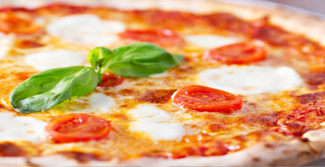 Where to eat a nice pizza in Rome