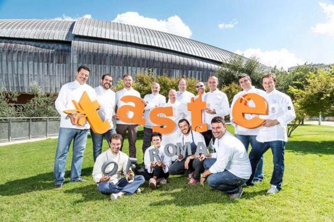 Taste of Roma 2015