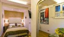 Excellence is a gift in Rome, the luxury by 130 Euro per night