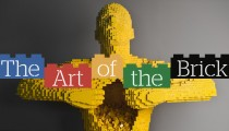 The Art of Brick, straordinarie sculture di LEGO in mostra Roma