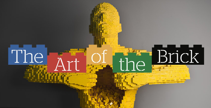 The Art of Brick, extraordinary LEGO sculptures on display in Rome