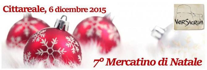 Mercatino di Natale di CittàReale