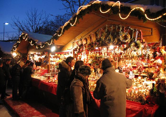 Natale 2015 – Mercatini di Natale alternativi a Roma