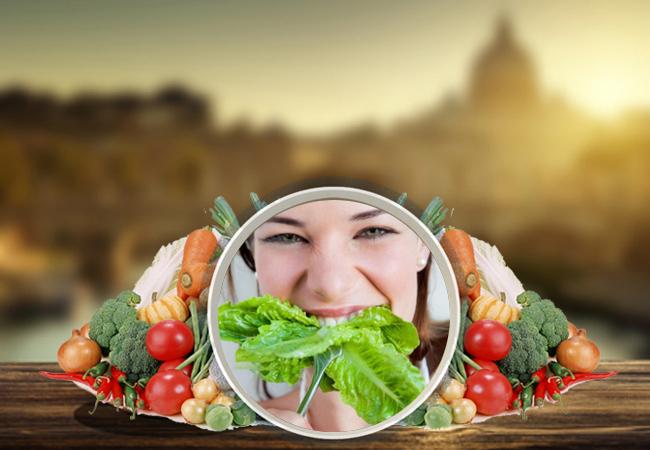 Dove mangiare sano, biologico e vegetariano a Roma
