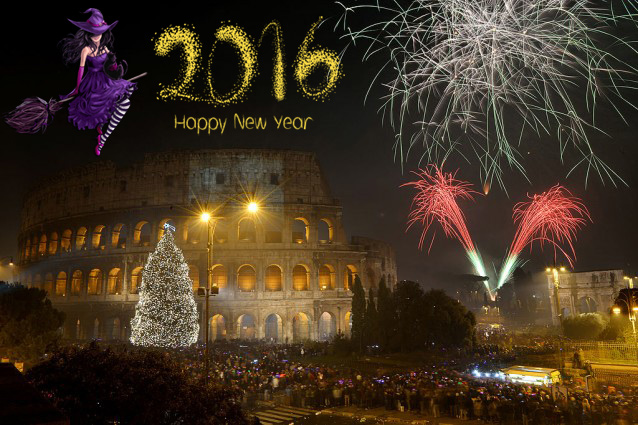 The best offers for 2016 New Year's Eve and Epiphany in Rome