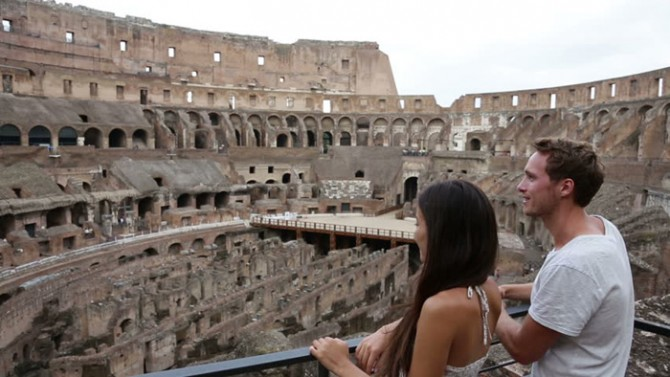 Your romantic weekend in Rome is waiting for you at the lowest rates of the year!