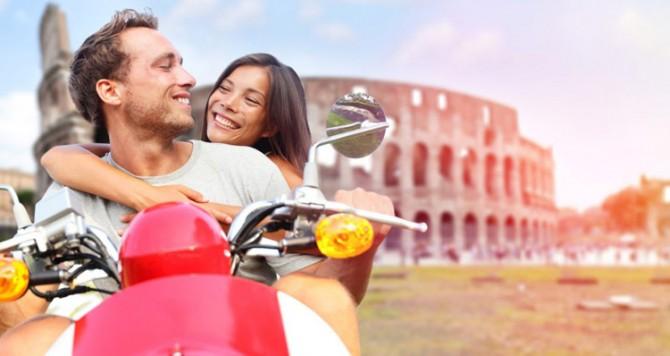 A San Valentino rivivi i fasti della Roma antica: Vieni nella capitale!