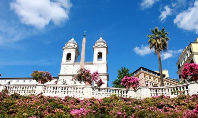 Aprile a Roma : Dove dormire e cosa vedere