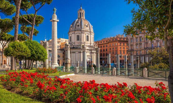 Roma in 2 giorni a primavera
