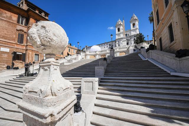 Vieni a Roma a visitare la scalinata più bella del mondo!