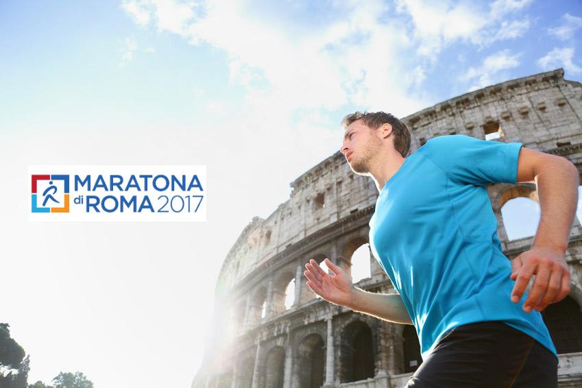 Maratona di Roma 2017, il programma, dove alloggiare vicino la partenza