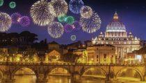 Capodanno 2018 tra le strade della città eterna, ultime disponibilità di b&b a Roma.
